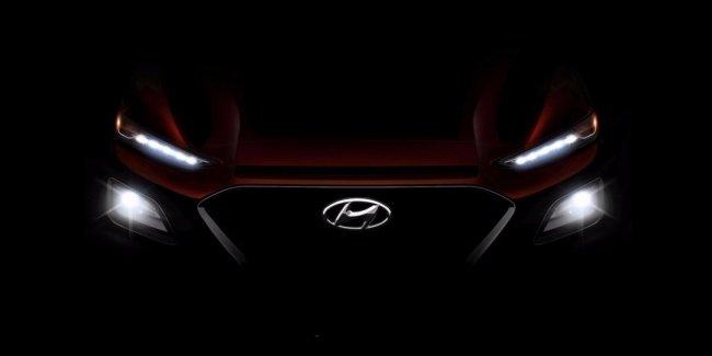 Кроссовер Hyundai Kona официально сменил название