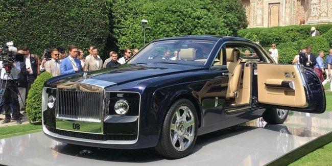 Самый дорогой автомобиль в мире представили в Италии