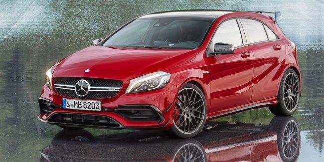Mercedes-AMG разработает доступные хот-хэтчи