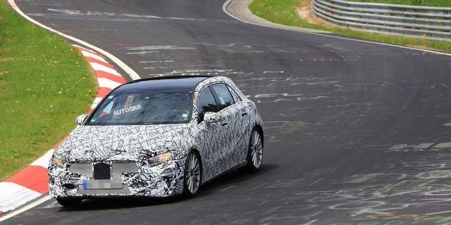 Новый Mercedes-Benz A-Class получит полуавтономную систему управления