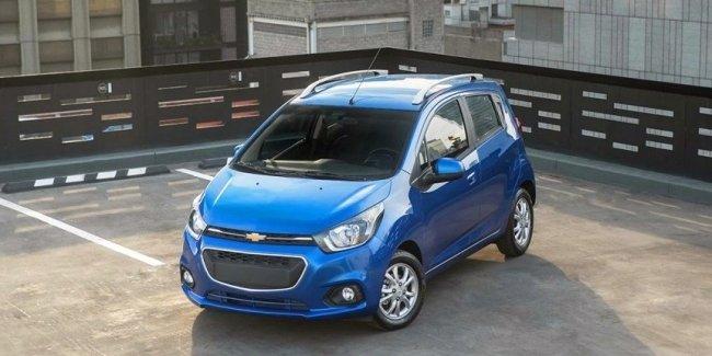Представлен обновленный Chevrolet Beat
