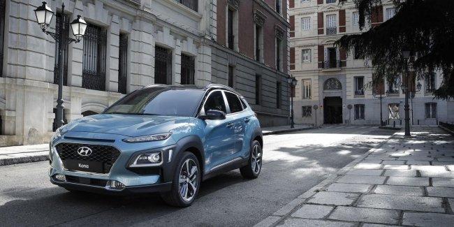 Кроссовер Hyundai Kona представлен официально