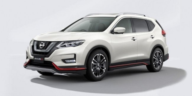 Nissan X-Trail получил пакет Nismo Performance