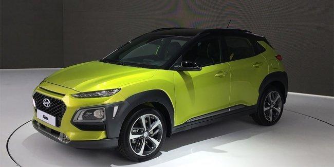 Hyundai выпустит большой кроссовер и новый электромобиль
