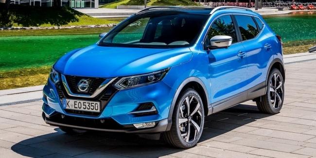 Обновленный Nissan Qashqai 2018 поступит в продажу с июля