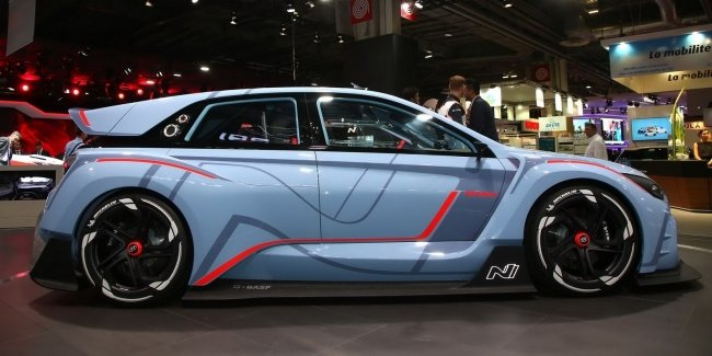 Hyundai анонсировал новый спортивный автомобиль