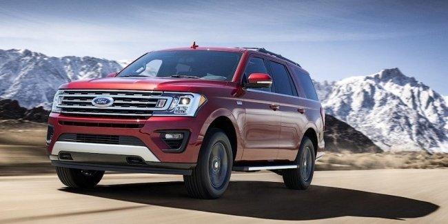 Ford сделал «самый внедорожный» Expedition