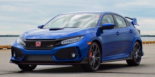 За первую Honda Civic Type-R в США заплатили вшестеро дороже