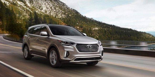 Названы сроки появления Hyundai Santa Fe нового поколения