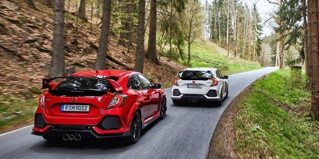Honda Civic Type R сделают слабее и приспособят для долгих поездок