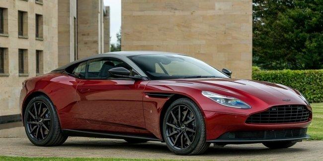 Aston Martin построил уникальное купе DB11 Henley Royal Regatta