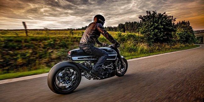 Фред Крюггер приложил руку к Ducati XDiavel