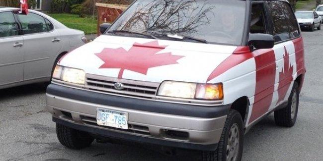 Авто из Канады. Шары не будет!
