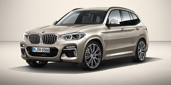 Новый BMW X5: первые изображения