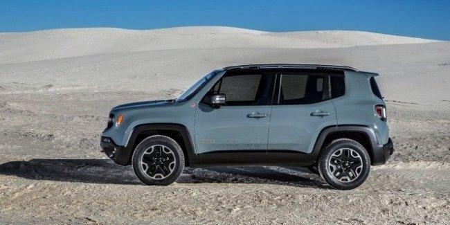 Компания Jeep выпустит бюджетный вседорожник