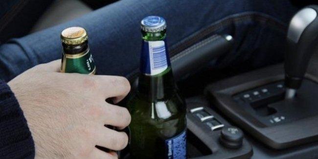В Украине предлагают не отбирать права за вождение после 2-х бутылок пива
