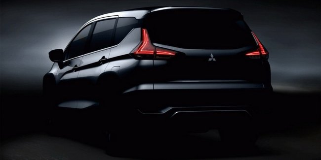 Mitsubishi показала дизайн нового серийного минивэна