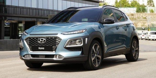 Hyundai Kona неплохо стартовал на «домашнем» рынке