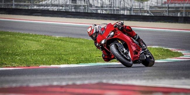 Фирменный трекшн-контроль для «старых» Ducati Panigale