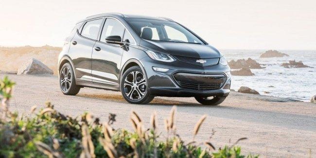 Доступный электрокар Chevrolet обошел «Теслу» по запасу хода