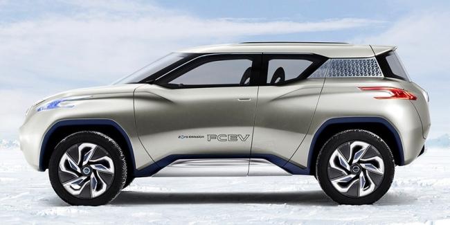 Nissan выпустит электрический кроссовер на базе нового Leaf