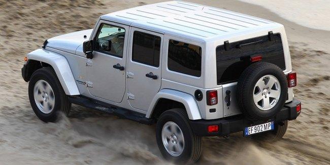 Следующий Jeep Wrangler получит новый полный привод