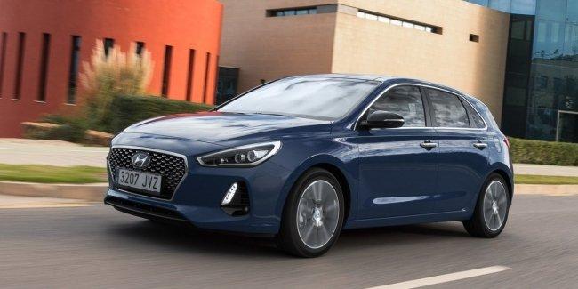 Новый Hyundai i30 - старт продаж в Украине