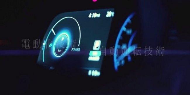 Появился новый видеотизер Nissan Leaf 2018