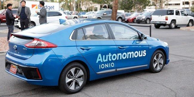 Hyundai испытает беспилотники на Зимней Олимпиаде 2018