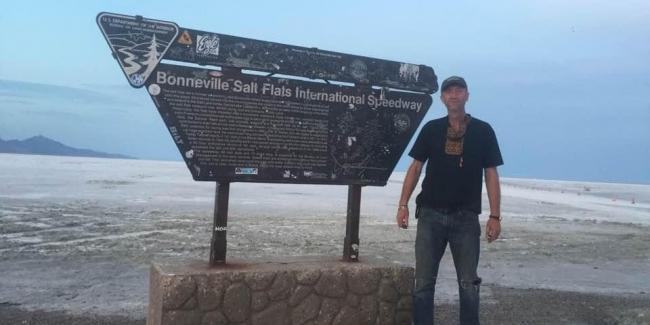 Украинец Сергей Малик установил мировой рекорд скорости на отечественном мотоцикле