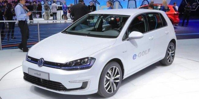 Как купить Volkswagen e-Golf по цене ЗАЗ Lanos