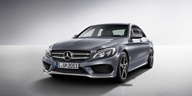 Mercedes C-Class предлагает новые дополнительные версии