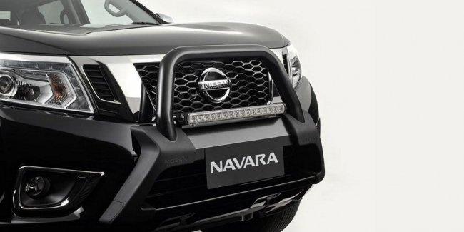 В Австралии стартуют продажи лимитированной модификации пикапа Nissan Navara