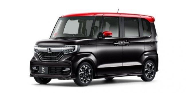 Honda запускает в продажу N-Box нового поколения