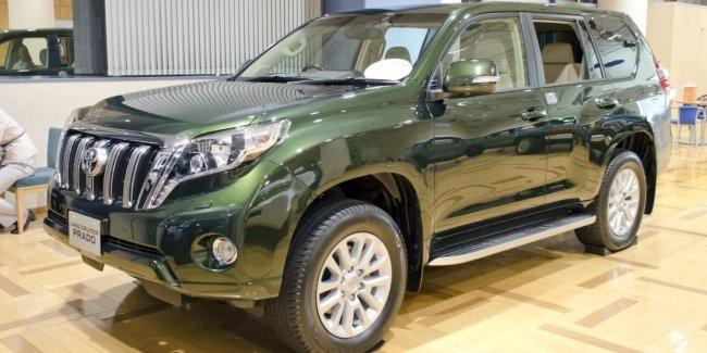 Toyota анонсировала премьеру нового Land Cruiser Prado