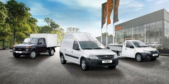 Компания «АвтоВАЗ» представила фургон LADA Largus с высокой крышей