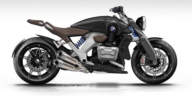 Мотоцикл-концепт BMW R1600C от Wunderlich