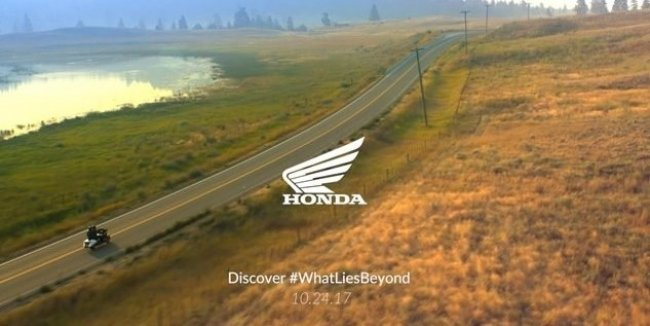 Тизер Honda #WhatLiesBeyond , или большая премьера 24.10.2017