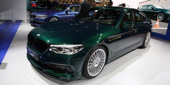 Самый быстрый дизельный авто в мире показали во Франкфурте