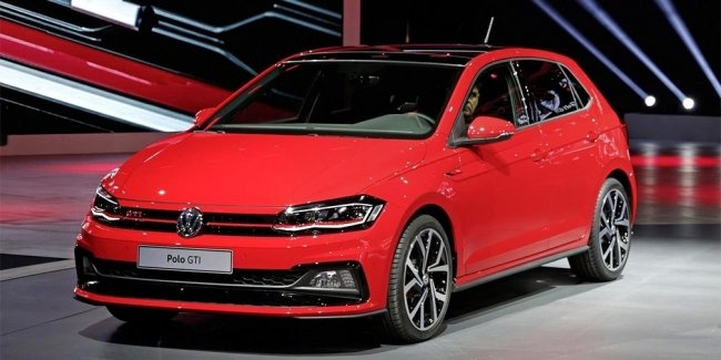 Volkswagen представил 200-сильную версию нового Polo