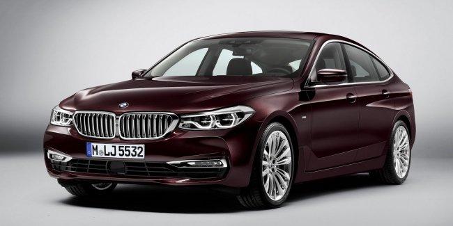 BMW 6-Series GT: все характеристики и опции нового лифтбека