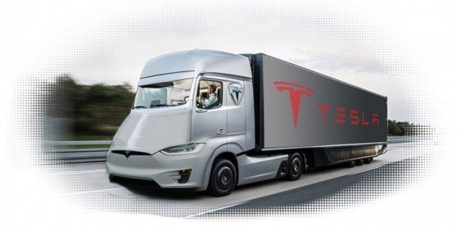 Дата дебюта грузовика Tesla