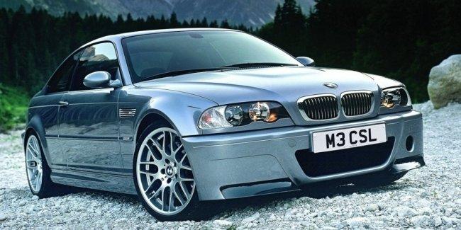 BMW возродит культовую версию М-машин
