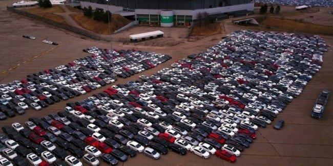 Дизельные Volkswagen стали объектом повышенного внимания автоугонщиков