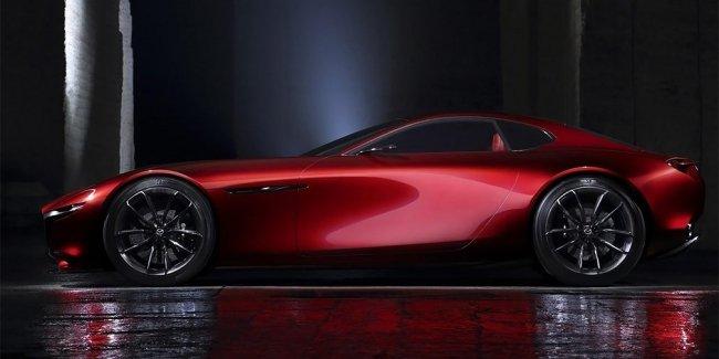 Mazda представит в Токио новый концепт с роторным двигателем