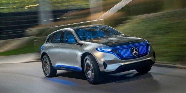 Mercedes начал принимать заказы на электрокар за 2 года до его выпуска