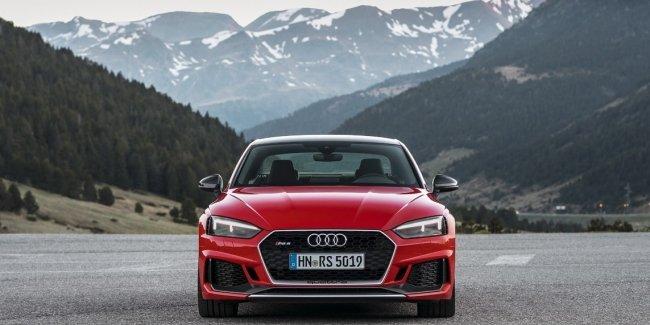 «Заряженные» Audi RS4 и RS5 получили «карбоновые» версии