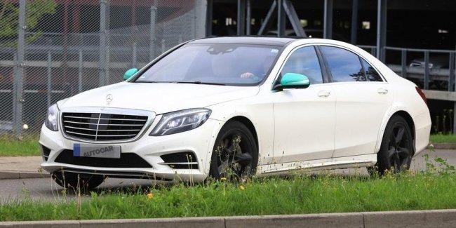 Каким будет новый Mercedes S-Class 2020