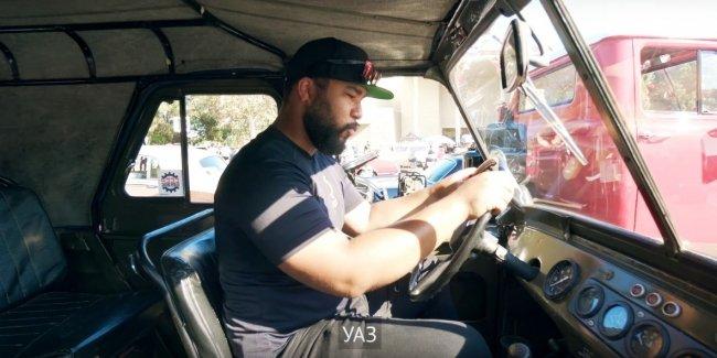 Что думают американцы про УАЗ 469