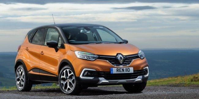 Renault запустил предзаказ на новый Captur